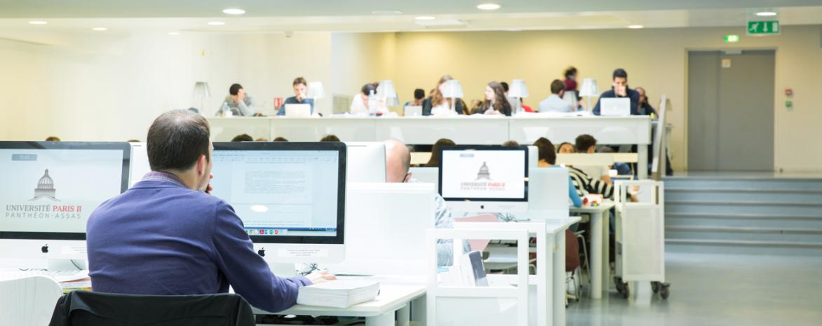 Bibliothèque universitaire du centre Assas
