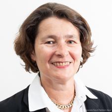 Agnès GRANCHET, maître de conférences en sciences de l'information et de la communication